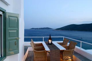 VIP suite niriedes hotel balcony