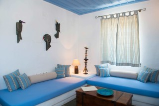 VIP suite niriedes hotel lounge