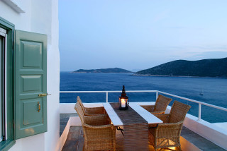 VIP suite niriedes hotel sea view