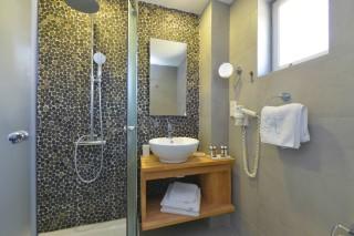 VIP suite niriedes hotel shower