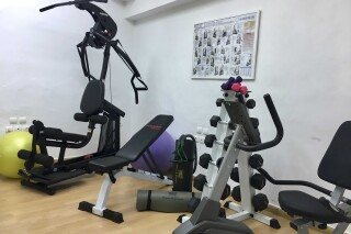 facilities niriedes hotel gym