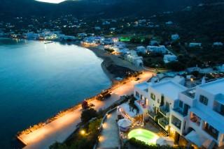 platys gialos niriedes hotel sunset