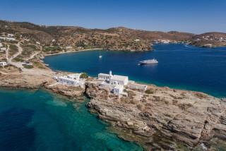 sifnos island niriedes hotel aegean