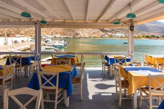 sifnos island niriedes hotel fish taverns