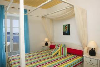 superior suite niriedes hotel bedroom