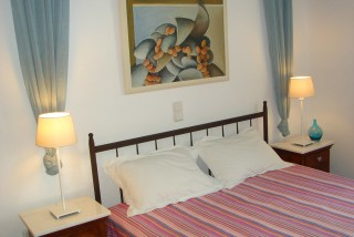 nefeli guesthouse sifnos bedroom