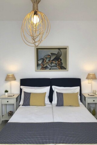 nefeli guesthouse sifnos cozy bed