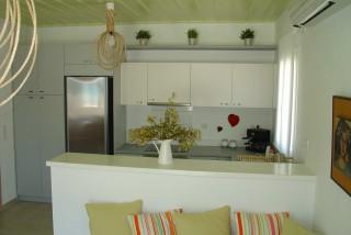 nefeli guesthouse sifnos kitchen
