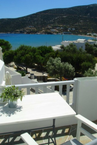 nefeli guesthouse sifnos sea view