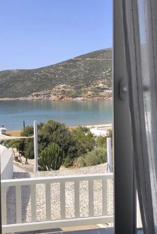 nefeli guesthouse sifnos sea view
