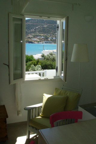 nefeli house niriedes sea view