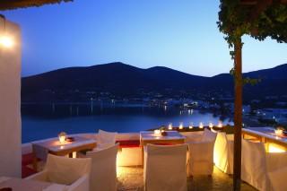 sifnos hotel niriedes unique sea view