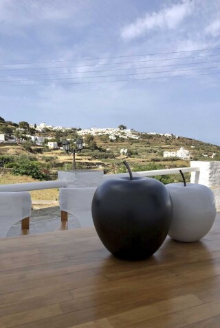 nireas house sifnos view
